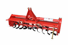 "60"" Rotary Tiller / PTO Rototiller / 3 Point mount - 5ft"