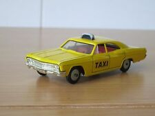 Chevrolet Impala Taxi die cast model № 8116 Detroit Senior Sabra Gamda Koor