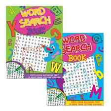 1 x LARGE PRINT WORD SEARCH A4 PUZZLE BOOKS 96  PAGES BUMPER FIND/ANSWERS-6834