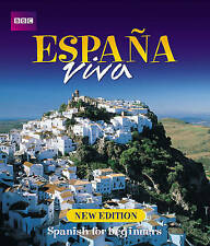 BBC Espana Viva: Spanish for Beginners Coursebook, Utley, Derek Paperback Book