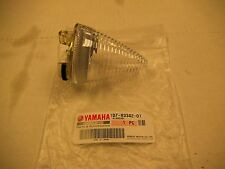 YAMAHA RIGHT REAR TURN SIGNAL FLASHER LENS ROADLINER STRATOLINER 1D7-83342-01