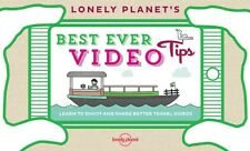 Lonely Planet's Best Ever Video Tips 9781743607589, 2015, Paperback, BRAND NEW