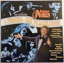 Schallplatte / Günter Noris - Die schönsten Fernseh- und Filmmelodien /Vinyl LP