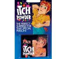 3 Itching Powder Kids Novelty Magic Jokes Tricks Gags Toy  Itch Prank Bulk New