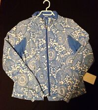 NWT Lululemon Travel To Track Jacket in BFWP Beachy Floral - SZ 6