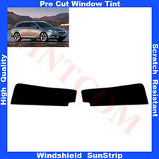 Pre Cut Window Tint Sunstrip for Opel Insignia 5Doors Estate 2009-... Any Shade
