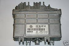 VW POLO MK4 BOSCH AUTO AEX ENGINE CONTROL UNIT ECU 030 906 027 AB 030906027AB