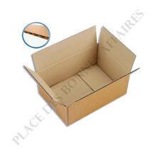 Lot de 100 boîtes emballages cartons n° 15 - 200x140x140 mm Prix Mini !!!