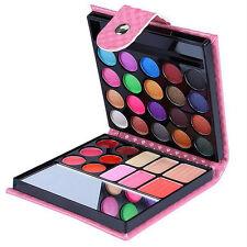 32 Farbe Damen Matt Schimmer Eyeshadow Lidschatten Palette Make Up Set Kosmetik