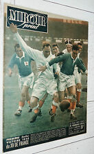 MIROIR SPRINT N°194 1950 RUGBY FRANCE-ANGLETERRE CYCLO-CROSS JODET FOOTBALL COUP