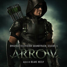 ARROW Season 4 BLAKE NEELY CD Soundtrack GREEN ARROW La-La Land SCORE New!