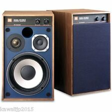 JBL 4312M2WX pair small monitor speakers walnut pair New Harman Japan blue line