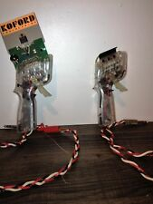 Slot car Parma controllers for 1/32-HO
