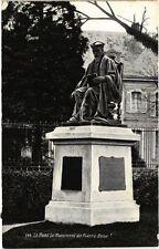 CPA ed. AQUA 144 LE MANS Le Monument Pierre Belon (214675)