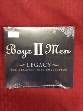 Legacy: The Greatest Hits Collection by Boyz II Men (CD, Nov-2001, Universal...