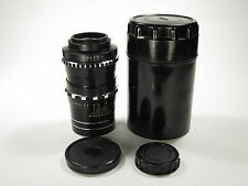 EXTREMLY RARE! Tair-38C f/4 133 mm M42 lens  S/N 00378 NEW OLDSTOCK!