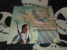The Emerald Forest Laserdisc LD Powers Boothe Free Ship $30 Orders