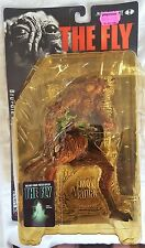Brand new Movie Maniacs The Fly Action Figure (McFarlane)  free ship RARE