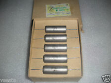 0.33uF 630V  AUDIO PIO Capacitors K40Y-9. Lot of 4 NOS.
