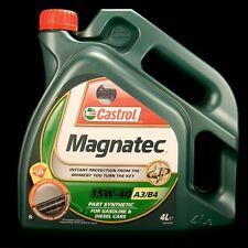 Castrol MAGNATEC 15W-40 A3/B4 4 Liter - VW 50101/50500 MB 229.1 Fiat 9.55535-D2