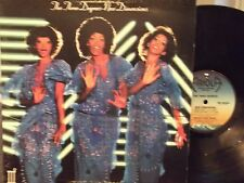 THE THREE DEGREES NEW DIMENSIONS  LP ON ARIOLA RECORDS
