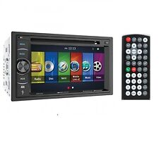 "SOUNDSTREAM VRN-64HB 6.2"" DVD NAVIGATION BLUETOOTH USB AUX GPS CAR STEREO PLAYER"