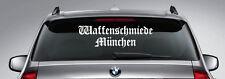 Aufkleber Bmw Waffenschmiede München 60 cm
