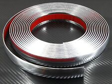 (2,1cm) 21mmx5m CHROME CAR STYLING MOULDING STRIP For Toyota Auris AYGO