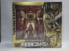 Vintage TAKARA GOLDRAN STD Super Gold Ver. RARE shogun godaikin mazinger