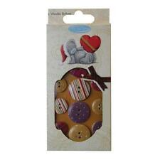 Me to You Christmas Wood buttons embellishments for cards and crafts