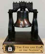 "CIA Central Intelligence Agency Liberty Bell w ""The Eyes & Ears of the Nation"""
