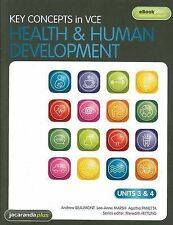 Key Concepts in VCE Health and Human Development; Andrew Beaumont... Units 3, 4