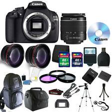Canon EOS Rebel 1200D/T5 Digital Camera 18-55mm Lens + 24GB Accessory Kit