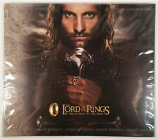 LORD OF THE RINGS: RETURN OF THE KING Stamp Presentation Pack New Zealand Post