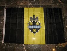 3x5 City of Pittsburgh Flag 3'x5' Banner Brass Grommets