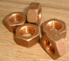 M10 Phosphor Bronze Full Nuts