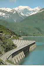 BF14238 vallee du beaufortiin savoie le barrage de ros  france  front/back image