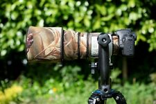 Canon 300mm f2.8 IS MK1 Premium Neoprene Lens Protection Cover Harvest Camo