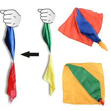 1 Pcs Change Color Silk Magic Trick Joke Props Tools Magician Supplies Toys