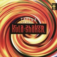 TATTVA: THE VERY BEST OF KULA SHAKER (NEW CD)