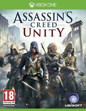 Assassin's Creed: Unity (Microsoft Xbox One, 2014)