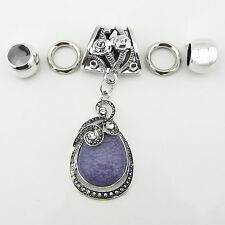 Fashion DIY Necklace Jewelry Scarf  Drops  pendant set Charms @+33