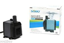 Submersible Pump Head - WP-3400 - Home Fountain Aquarium Imported - you2buy