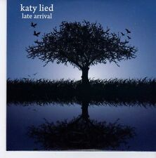 (DZ925) Katy Lied, Late Arrival - 2008 DJ CD