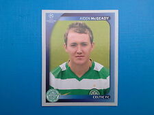 Panini Champions League 2008 2009 - N.208 MCGEADY CELTIC