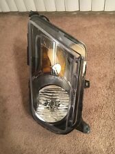 Used OEM 2010-2012 Ford Mustang RH Driver Side Halogen Headlight Tab Chip