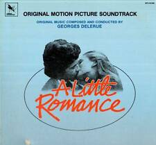 SOUNDTRACK LP A LITTLE ROMANCE GEORGE DELERUE