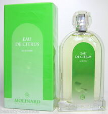 Molinard Eau de Citrus 100 ml EDT Spray Neu OVP