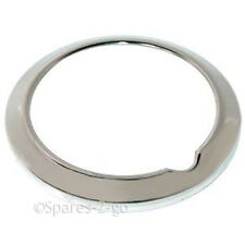 RANGEMASTER Genuine Cooker Hob Large Chrome Ring Trim Burner Skirt 091506 95mm