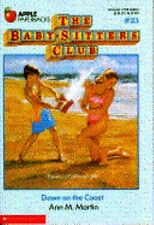 Dawn on the Coast (Baby-Sitters Club)-ExLibrary